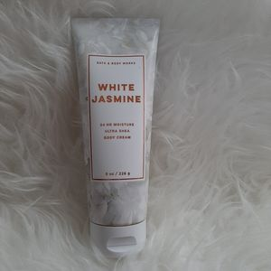 Bath & Body Works Makeup - Bath & Body Works White Jasmine Body Cream NEW